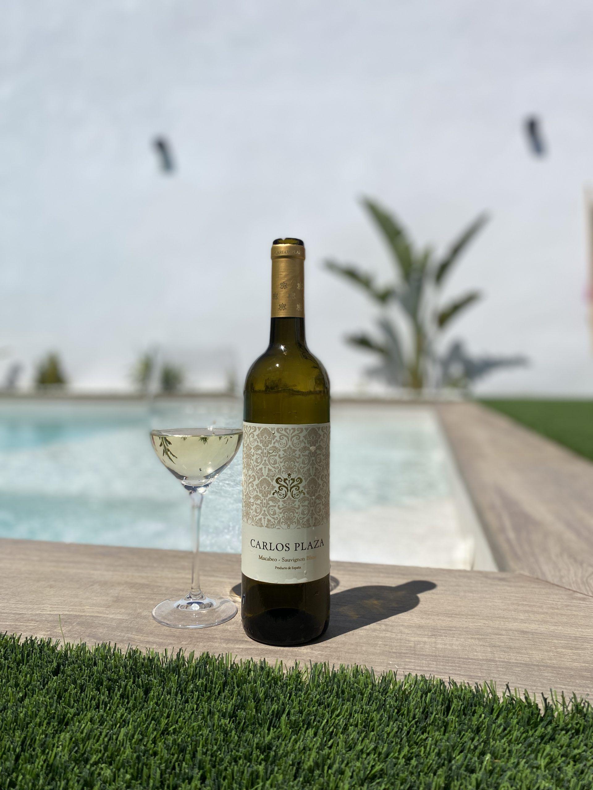 vino blanco de extremadura